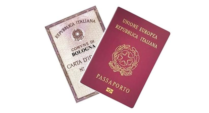 Passaporto Carta Identita