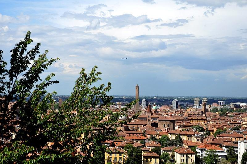 immagine panorama bologna