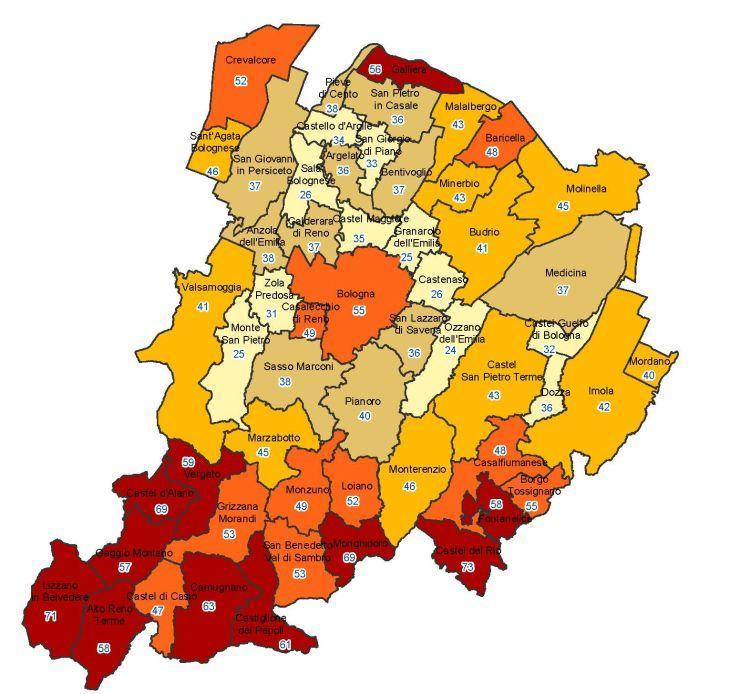 immagine mappa CM