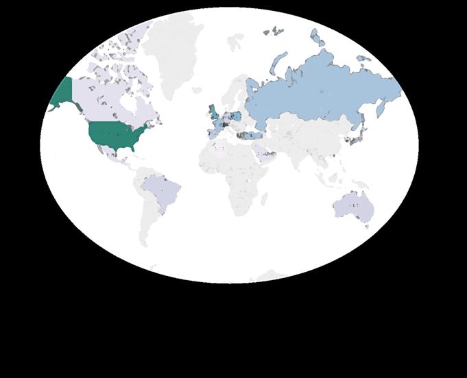 immagine mappa del mondo