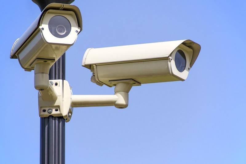 Immagine telecamere sicurezza